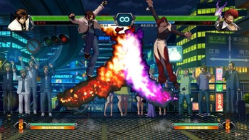 Screenshot9 - THE KING OF FIGHTERS XIII STEAM EDITION