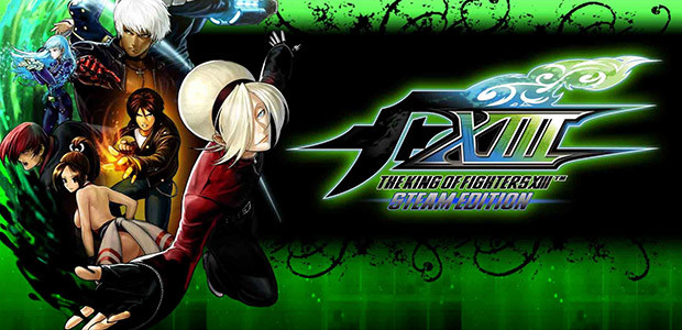 THE KING OF FIGHTERS XIII STEAM EDITION - Cover / Packshot