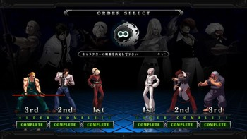 Screenshot3 - THE KING OF FIGHTERS XIII STEAM EDITION