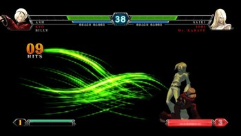 Screenshot7 - THE KING OF FIGHTERS XIII STEAM EDITION