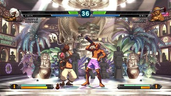 Screenshot10 - THE KING OF FIGHTERS XIII STEAM EDITION