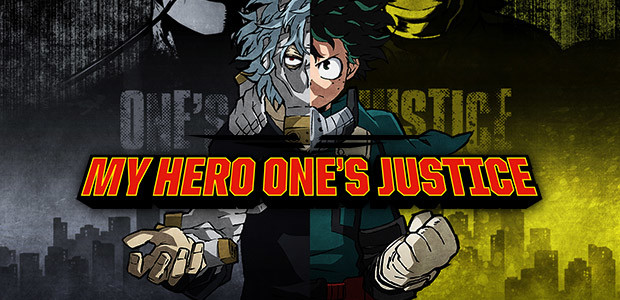 My Hero One's Justice - Cover / Packshot