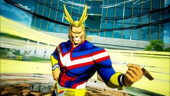 Screenshot5 - My Hero One's Justice