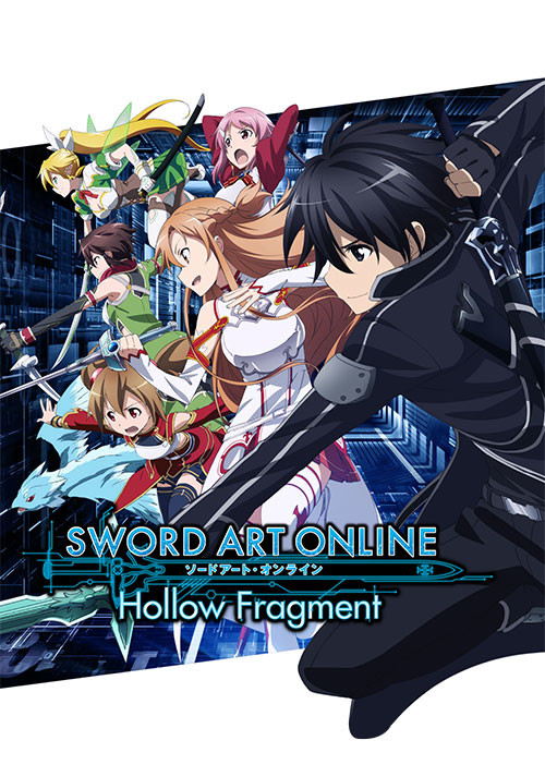 Sword Art Online Re: Hollow Fragment - Cover
