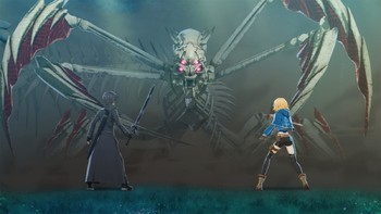 Screenshot2 - Sword Art Online Re: Hollow Fragment