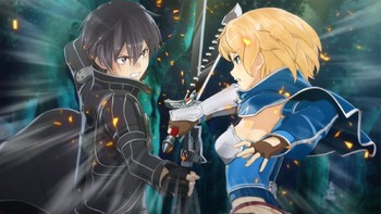 Screenshot3 - Sword Art Online Re: Hollow Fragment