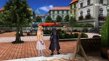 Screenshot7 - Sword Art Online Re: Hollow Fragment