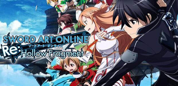 Sword Art Online Re: Hollow Fragment - Cover / Packshot