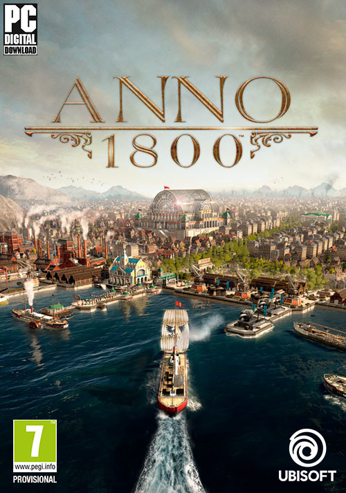Anno 1800 - Cover / Packshot