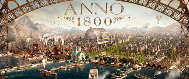 Anno 1800 prepares for April 16th release with new launch trailer