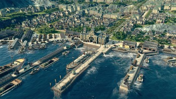 Screenshot1 - Anno 1800 - Deluxe
