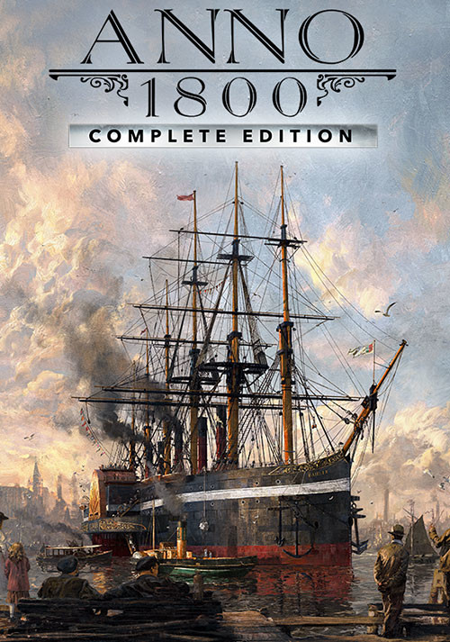 Anno 1800 - Complete Edition - Cover / Packshot
