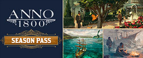 Anno 1800 - Year 1 Pass