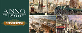 Anno 1800 - Season 3 Pass