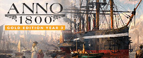 Anno 1800 - Gold Edition Year 3