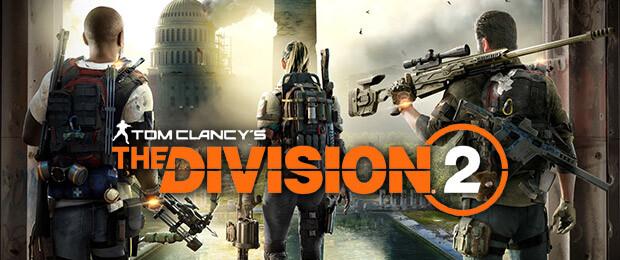 The Division 2: So sieht die neue Karte mit allen Spielarealen aus