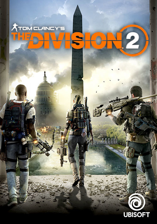 Tom Clancy's The Division 2 - Cover / Packshot