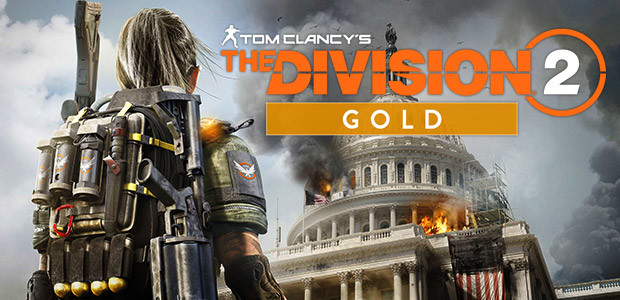 Tom Clancy's The Division 2 - Gold Edition - Cover / Packshot