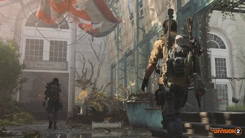 Screenshot5 - Tom Clancy's The Division® 2 - Ultimate Edition