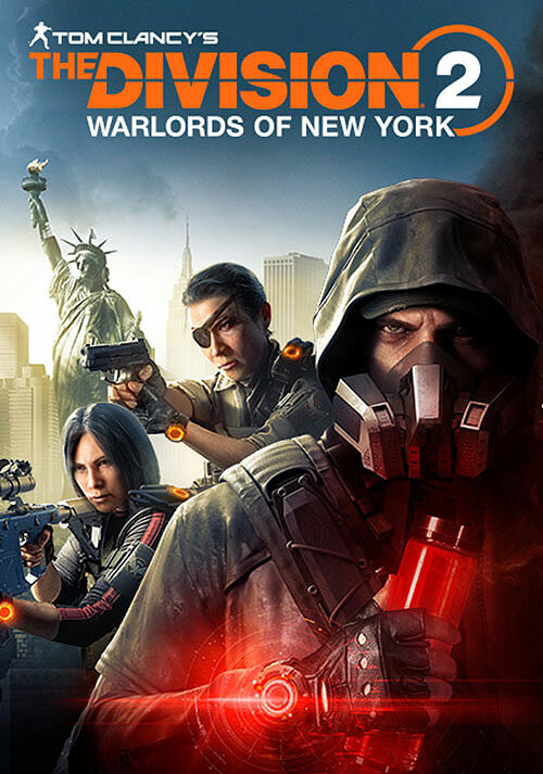 Tom Clancy's The Division 2 - Warlords of New York Edition - Cover / Packshot