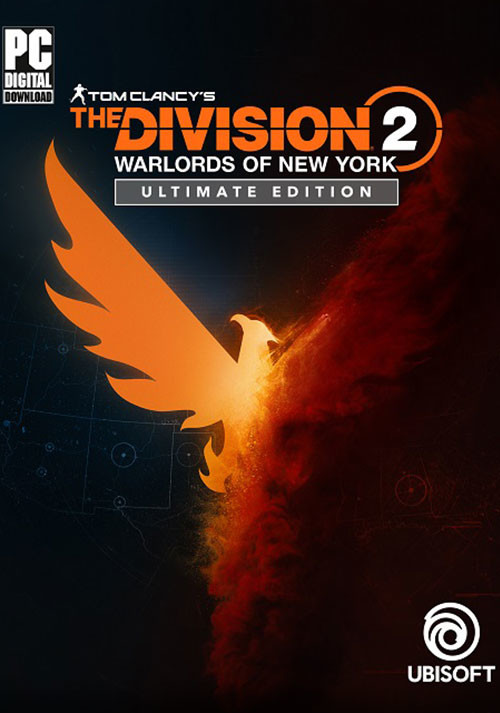 Tom Clancy's The Division 2 - Warlords of New York Ultimate Edition - Cover / Packshot