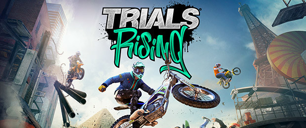 Play the Trials Rising Open Beta from Feb 21-25th for Free!