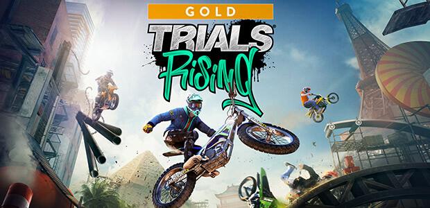 Trials Rising - Gold