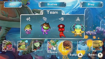 Screenshot4 - Squids Odyssey