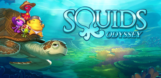 Squids Odyssey - Cover / Packshot