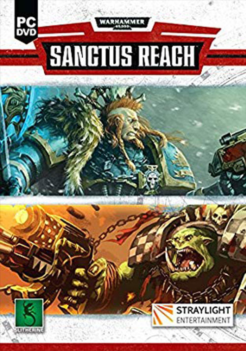 Warhammer 40,000: Sanctus Reach - Cover