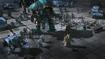 Screenshot1 - Warhammer 40,000: Sanctus Reach