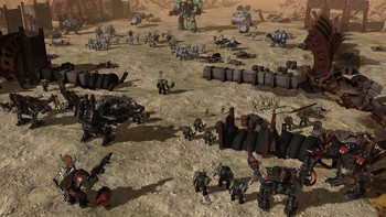 Screenshot7 - Warhammer 40,000: Sanctus Reach