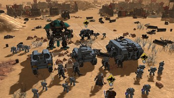 Screenshot2 - Warhammer 40,000: Sanctus Reach