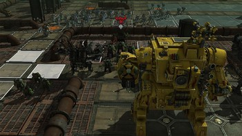 Screenshot5 - Warhammer 40,000: Sanctus Reach