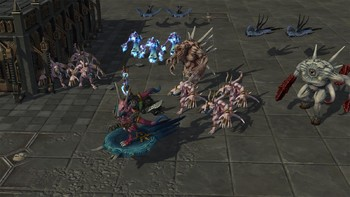 Screenshot1 - Warhammer 40,000: Sanctus Reach - Horrors of the Warp