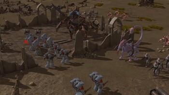 Screenshot3 - Warhammer 40,000: Sanctus Reach - Horrors of the Warp