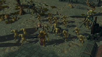 Screenshot4 - Warhammer 40,000: Sanctus Reach - Horrors of the Warp