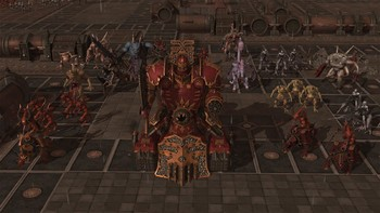 Screenshot5 - Warhammer 40,000: Sanctus Reach - Horrors of the Warp