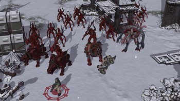 Screenshot7 - Warhammer 40,000: Sanctus Reach - Horrors of the Warp
