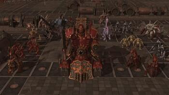Screenshot5 - Warhammer 40,000: Sanctus Reach - Horrors of the Warp