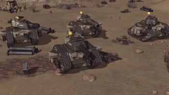 Screenshot1 - Warhammer 40,000: Sanctus Reach - Sons of Cadia
