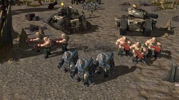 Screenshot3 - Warhammer 40,000: Sanctus Reach - Sons of Cadia