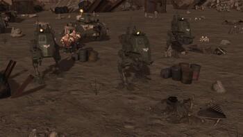 Screenshot8 - Warhammer 40,000: Sanctus Reach - Sons of Cadia