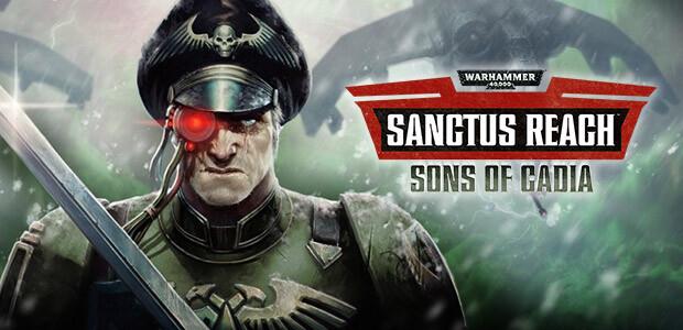 Warhammer 40,000: Sanctus Reach - Sons of Cadia - Cover / Packshot