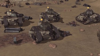 Screenshot1 - Warhammer 40,000: Sanctus Reach - Sons of Cadia