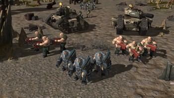Screenshot3 - Warhammer 40,000: Sanctus Reach - Sons of Cadia