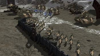 Screenshot4 - Warhammer 40,000: Sanctus Reach - Sons of Cadia