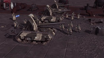 Screenshot6 - Warhammer 40,000: Sanctus Reach - Sons of Cadia