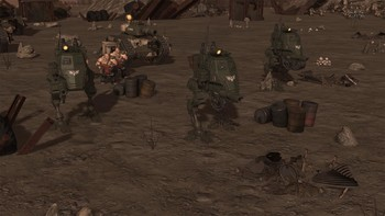 Screenshot8 - Warhammer 40,000: Sanctus Reach - Sons of Cadia