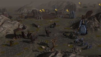 Screenshot1 - Warhammer 40,000: Sanctus Reach - Legacy of the Weirdboy